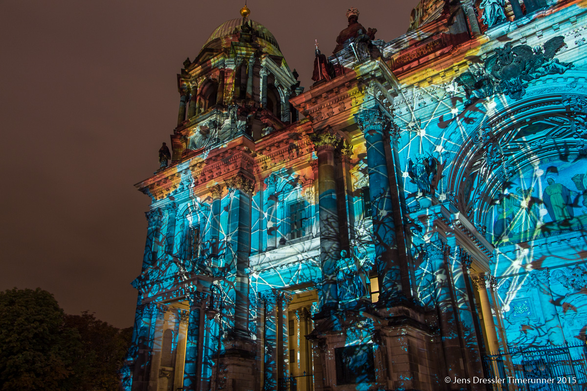 Festival of Lights – Berlin Okt. 2015