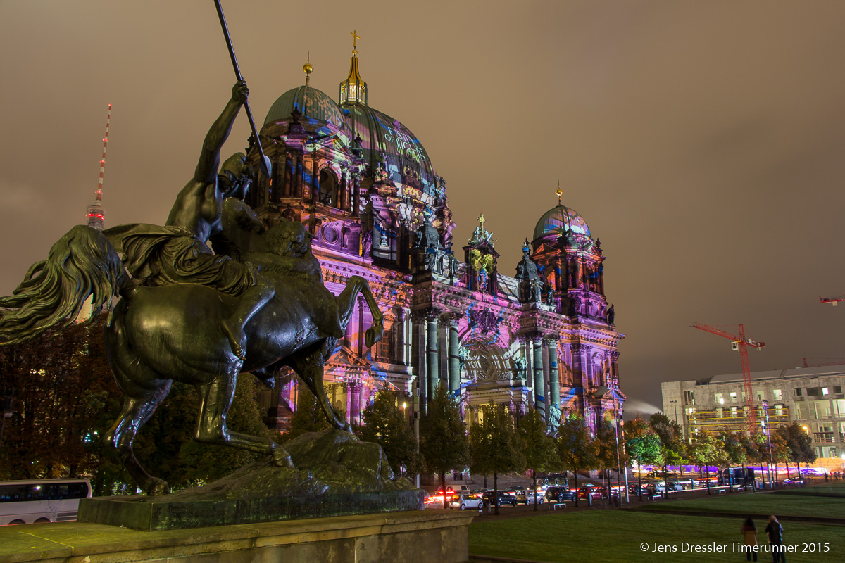 Festival of Lights – Berlin Okt. 2015