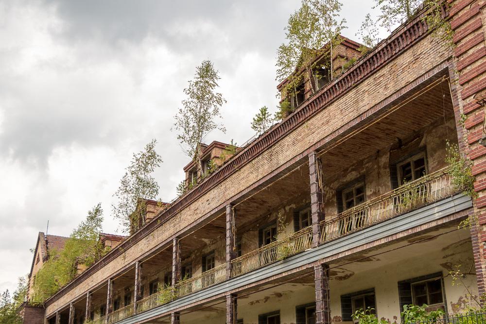 Beelitz Heilstätten – Öffentlicher Lost Place